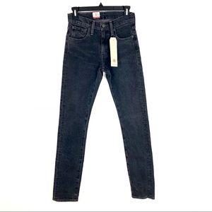 Levi's Slim Fit Straight Leg 505c Black Jeans